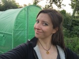 Polytunnel is up!